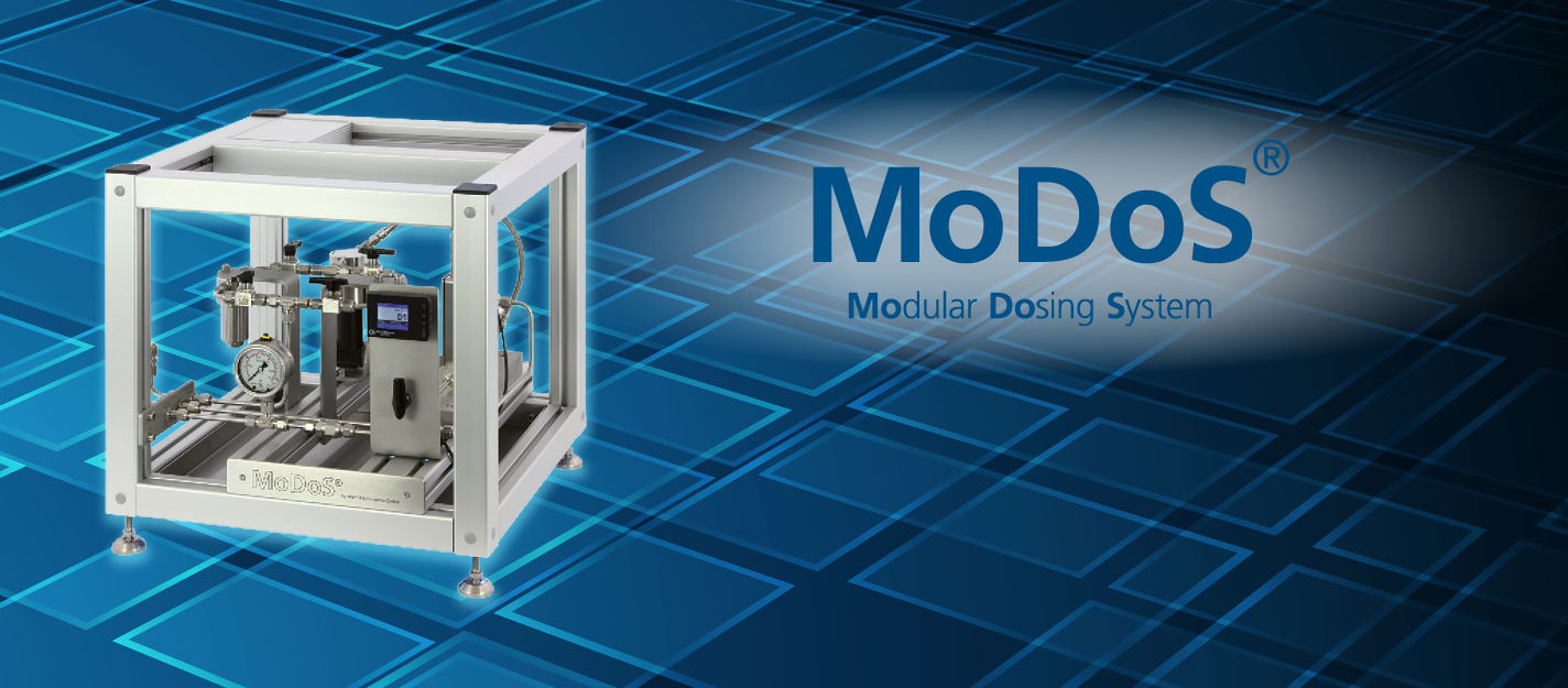 Modula dosing system MoDoS by HNP Mikrosysteme
